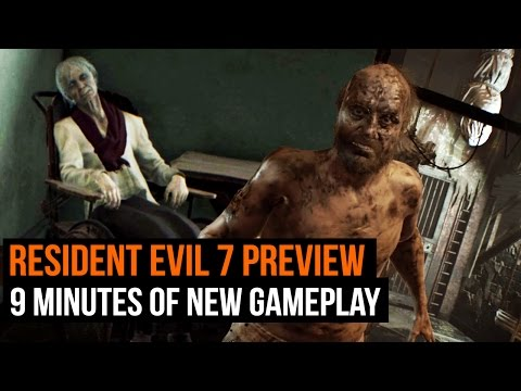Resident Evil 7 preview - 9 minutes of new gameplay
