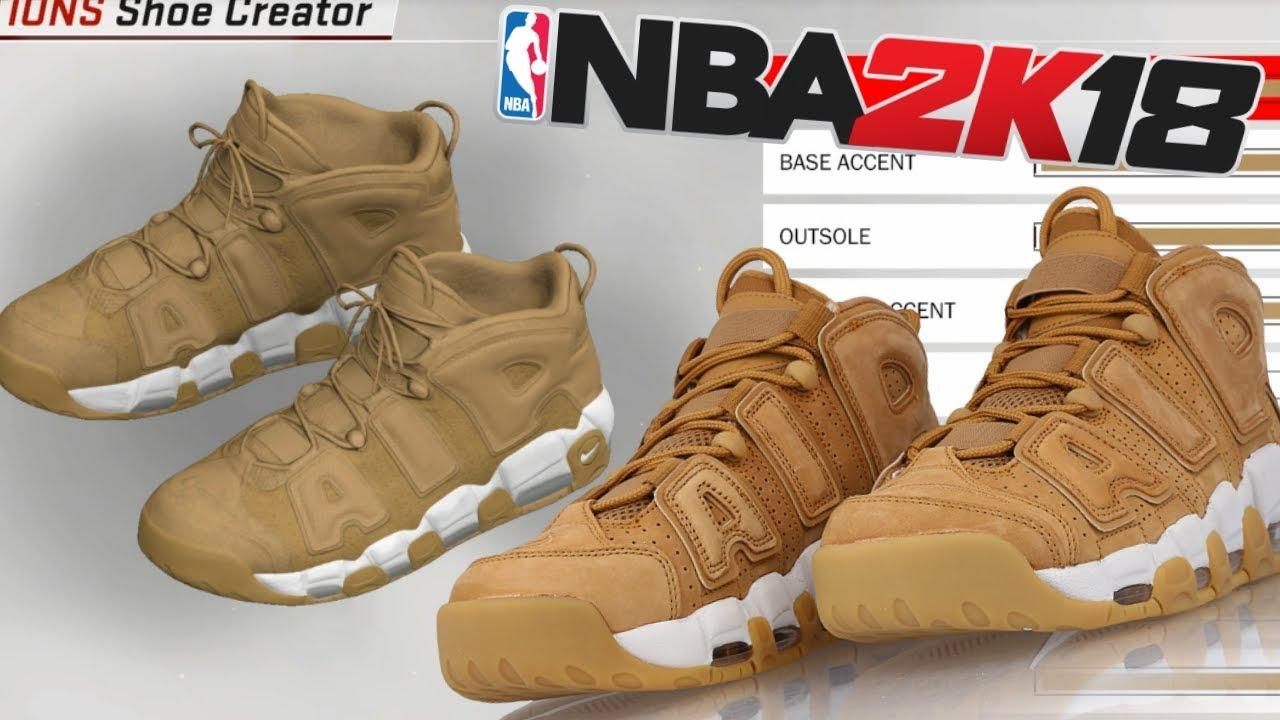 ed8ea53497f1f NBA 2K18 Shoe Creator