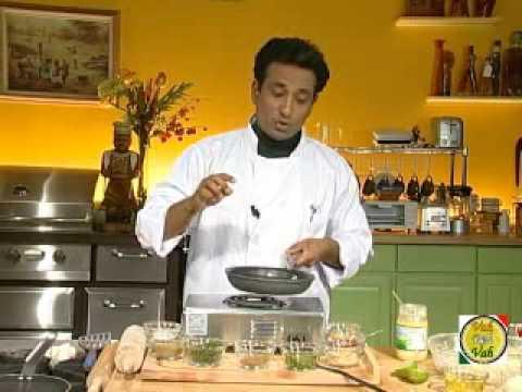 Aloo Paratha Traditional Food - By VahChef @ VahRehVah.com