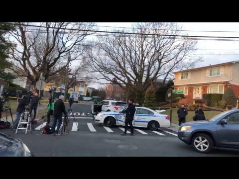 LIVE: Gambino Mob Boss Shot Dead in Staten Island
