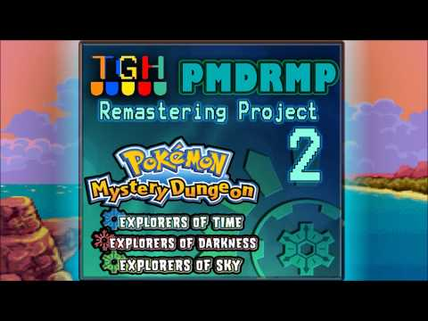 PMD2 - Amp Plains (REMASTERED, Pokemon Mystery Dungeon 2 Remastering Project)