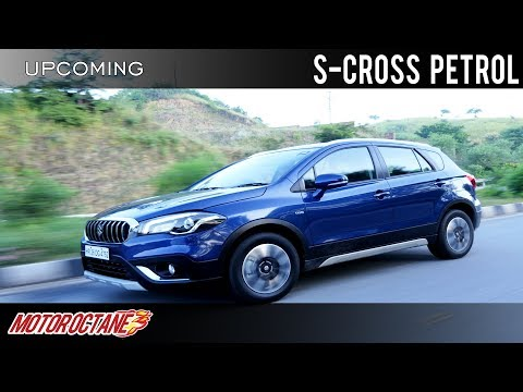 Maruti S Cross Petrol Launch in India?   Hindi   MotorOctane