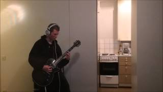 Devin Townsend Ziltoidian Empire Guitar Cover