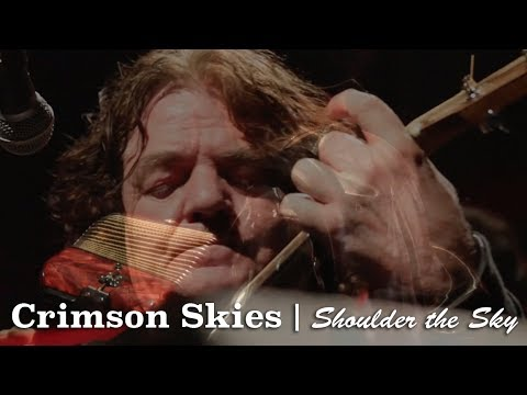 Crimson Skies   Shoulder the Sky Album Launch 15th April 2017
