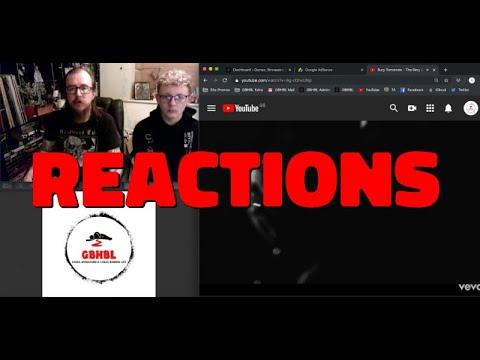 GBHBL Reactions: Bury Tomorrow - The Grey