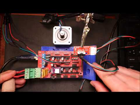 RAMPS 1.4 - Stepper Driver install - DRV8825