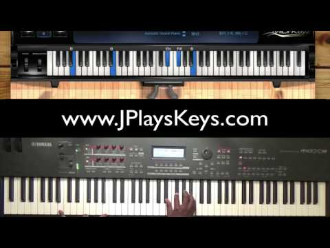 How To Play Freedom By Eddie James