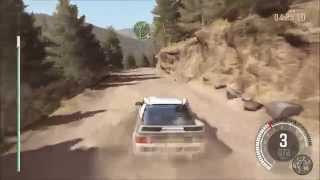 DiRT Rally - Ford RS200 Gameplay (PC HD) [1080p]