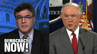 Formerly Jailed CIA Whistleblower John Kiriakou: Jeff Sessions Is Extending Obama's War on Leaks Free HD Video