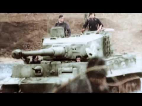 Prochorowka, Łuk Kurski, RC Panzer VI TIGER
