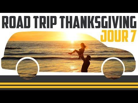 [ROAD TRIP] NOTRE THANKSGIVING À LOS ANGELES 🌴