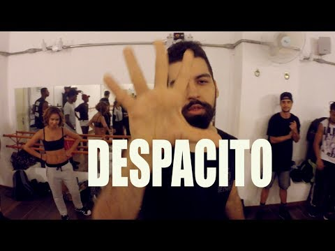 DESPACITO - Luis Fonsi ft Justin Bieber   Choreography by Cleiton Oira