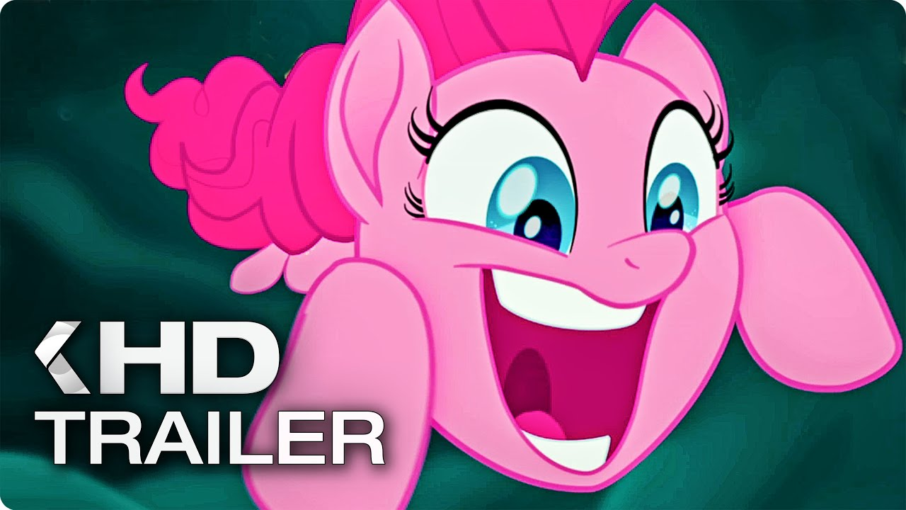 My Little Pony Trailer German Deutsch 2017 Youtube