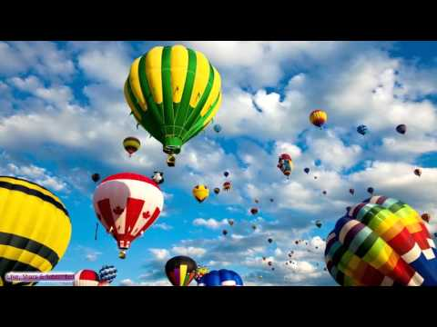 Chill Out Music | Hot Air Balloon Ride | Relaxation, Study & Ambience