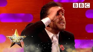 Why Lee Evans hates going to the opticians - The Graham Norton Show