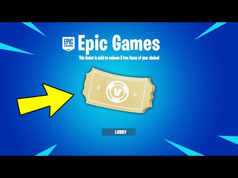 How To Get FREE Skins In Fortnite | ALL PLAYERS CAN GET FREE ITEMS!