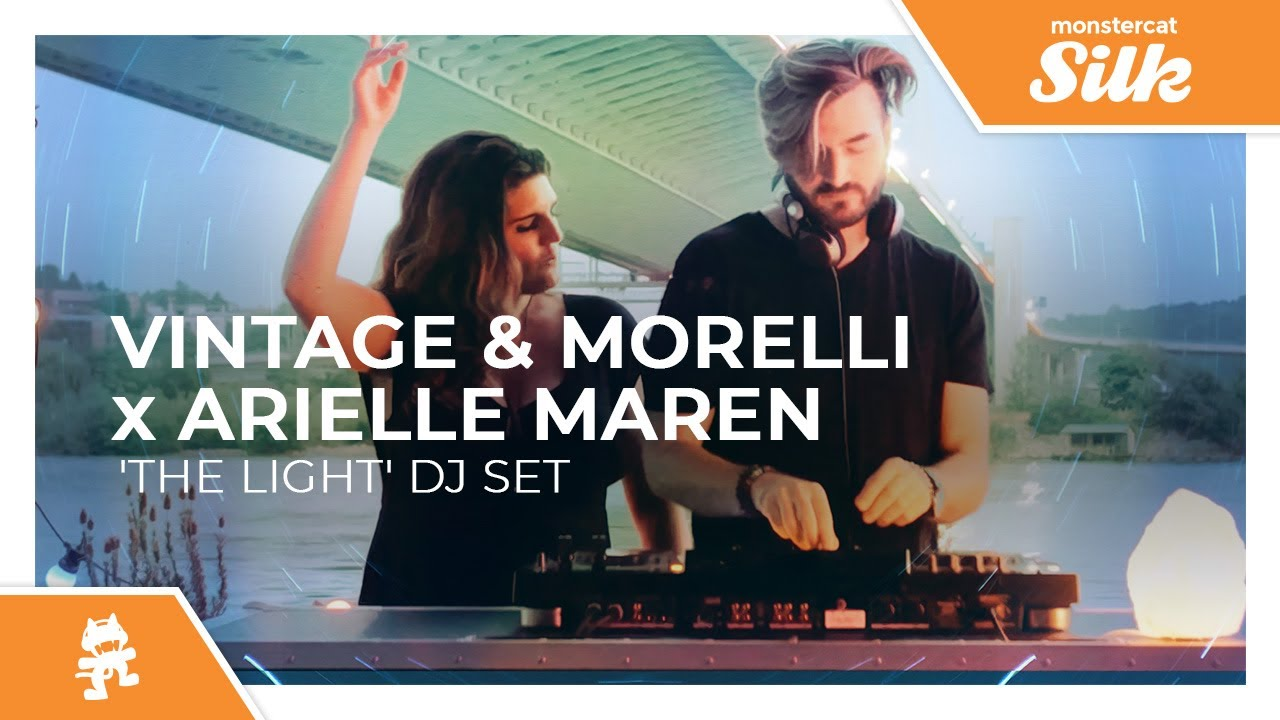 Vintage & Morelli x Arielle Maren - 'The Light' DJ Set (Live from Belgrade)