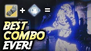 THE MOST OVER POWERED COMBO EVER! [Destiny 2]