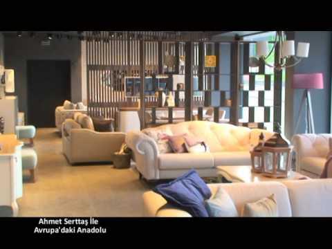 26 Nisan Avrupadaki Anadolu Viyana Saloni Mobilya Youtube