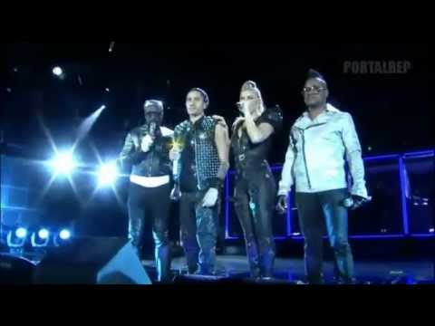 The Black Eyed Peas - I Gotta Feeling [Live] - Central Park (Concert 4 NYC)