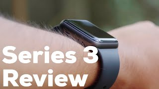 Apple Watch Series 3 Review (2019) : The Best Budget Smartwatch for iPhone