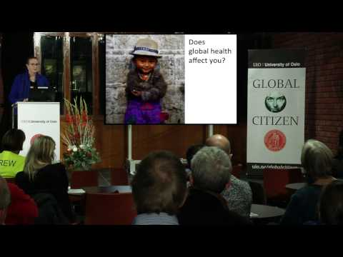 Global Citizen: Global Health: Think globally, Act locally