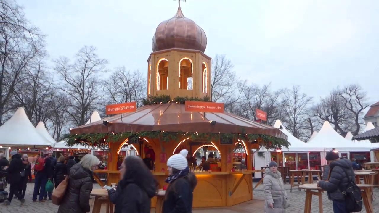Weihnachtsmarkt Charlottenburg.Weihnachtsmarkt Am Schloss Charlottenburg Berlin 2018