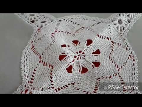 Surpeendente: crochê maravilhosos em Ibitinga - foco nas toalhas de mesa