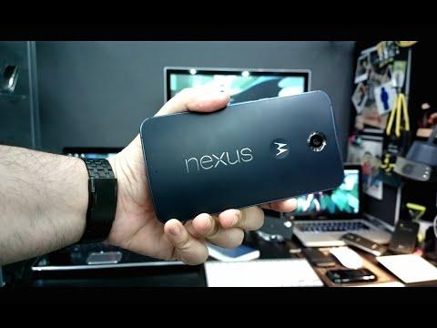Motorola Google Nexus 6 مراجعة جهاز