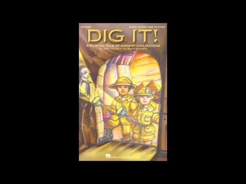 Dig It - 5  Greece is the Word