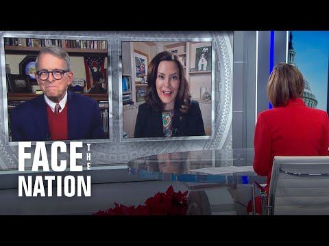 """DeWine and Whitmer on fighting """"common enemy"""" during pandemic"""
