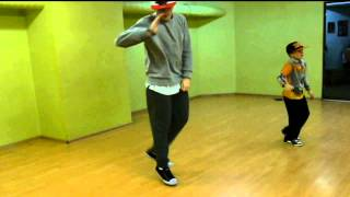 Chris Brown Ft. T.Pain - Kiss Kiss (Kid Hip-Hop)Choreography Eugen