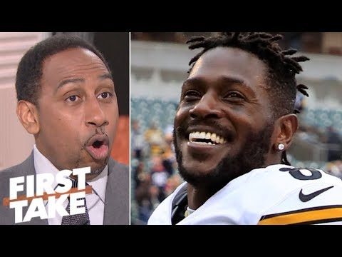 Stephen A. not sold on Steelers' playoff chances after beating Bengals | First Take