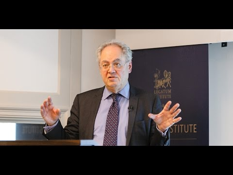 Lubeck and the Hanseatic League: The Birthplace of the Common Market with David Abulafia