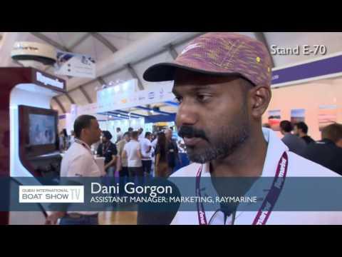 Anna Teslik interviews Raymarine for DIBS TV 2016