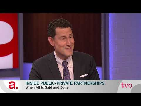 Inside Public-Private Partnerships