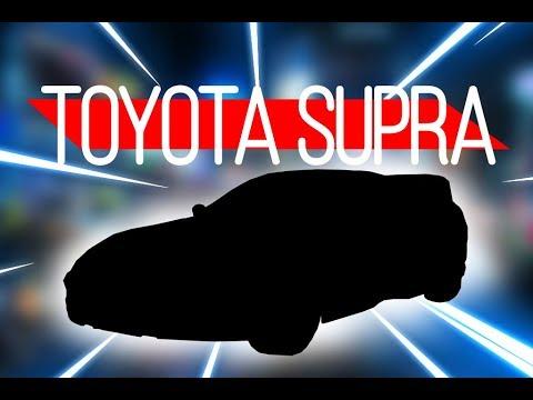 Teaser TOYOTA SUPRA!! DREAM CAR