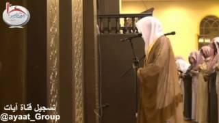 عشاء الاحد 1-5-1435 للشيخ ناصر القطامي {وما ظلمونا ولكن كانوا أنفسهم يظلمون}
