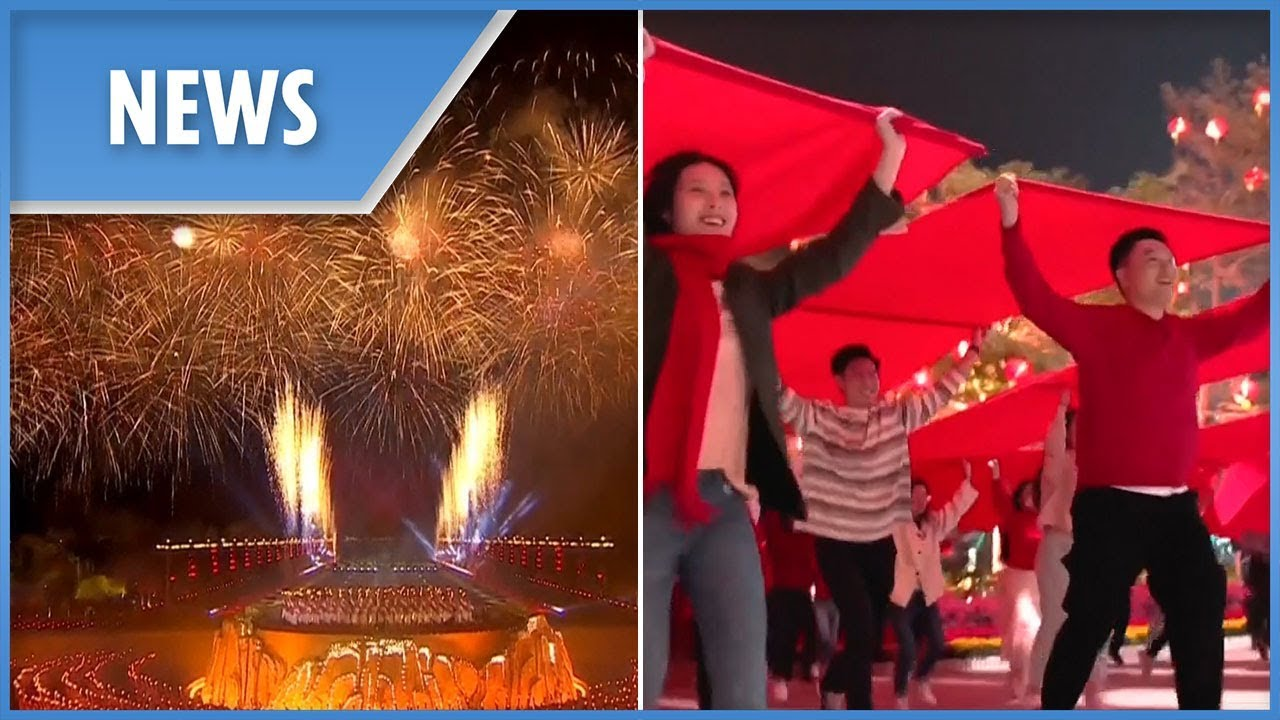 Chinese communities worldwide usher in Lunar New Year​ of the pig​