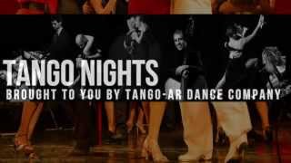 TANGO NIGHTS by Tango-Ar Dance Company at the Hippodrome Casino Theatre, Leicester Square, London