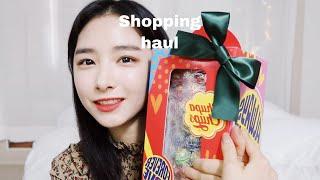 ENG) Shopping haul #쇼핑하울 #생일선물