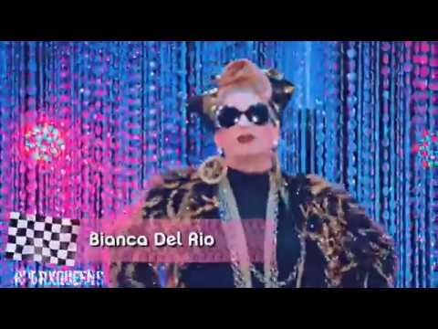 BIANCA DEL RIO - HELLO BITCHES