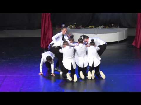 Dirty Orchestra - 1st place Slovak national championship, street dance show 2016
