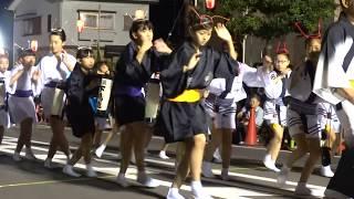 下島連 /コンテスト演舞/第30回 開成阿波おどり 2017