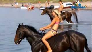 Отдохни по MAXIMAльному на озере Белё.(Абоненты Максимы выиграли отдых на озере Беле, на базе отдыха
