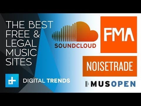 The Best Free & Legal Music Sites