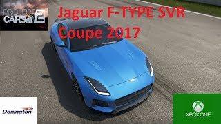 Jaguar F-Type SVR Coupe (Project Cars 2)