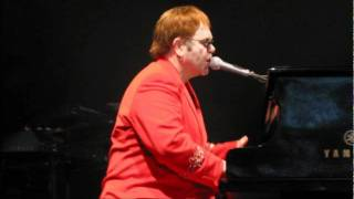 #2 - Skyline Pigeon - Elton John - Live SOLO in Chicago 1999
