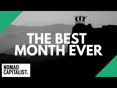 Our Best Month Ever