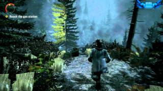Alan Wake Ep 1: Nightmare Part 2 Pc Gameplay 5870 SSD 1080p